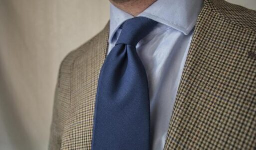 nudo corbata italiano